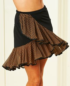 this skirt would have good movement on the floor