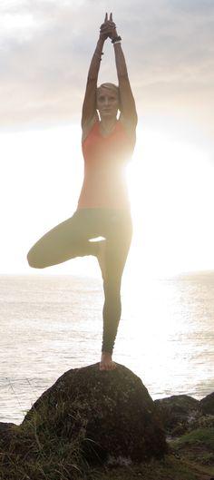 Yoga #ROXYOutdoorFitness