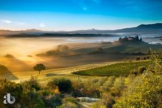 Tuscany, Italy by Adnan Bubalo
