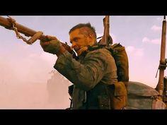 ▶ MAD MAX: FURY ROAD Trailer (Tom Hardy - 2015) - YouTube
