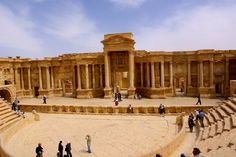 Theater in Palmyra