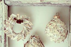 Top 10 Tuesday: Handmade Ornament Ideas