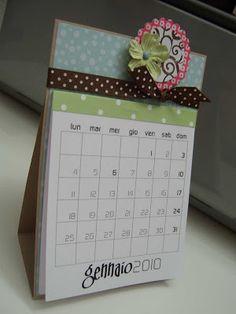 idea for a calendar ♥