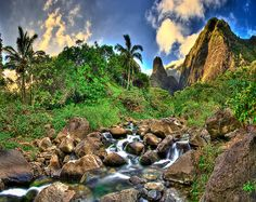 Peace in Iao  by Randy Jay Braun