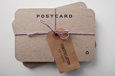 Post Card / Constellation & Co.