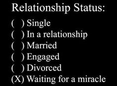 relationship, miracl, real life, laugh, truth