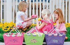 Easter basket alternative