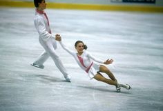 1986 World Championships, Ekaterina Gordeeva & Sergei Grinkov