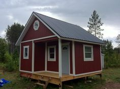 cottag, camp, small barn homes, small barn plan, cabin plans