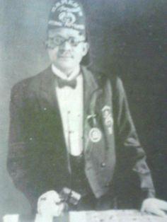 Caesar Robert Blake Jr. Rameses Temple No. 51 Past Imperial Potentate 1919-1931, Great Black Man Of Masonry.  -via Facebook  https://www.facebook.com/photo.php?fbid=431385270209367=at.299865546694674.90411.100000136935298.1548630232.599975201=1