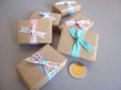 Custom Baby Shower Favors  Natural & Eco -Friendly