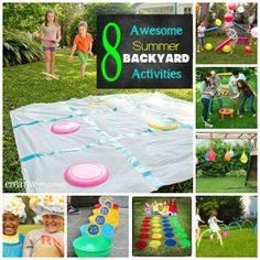 Can always use more outdoor games for kids!