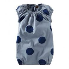 Modern Dot Bubble Dress