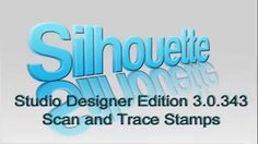 Studio 3.0.343 - Scanning and Tracing Stamps