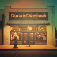 Ducks and Dressing - Korie Robertson's boutique. I wish I had known