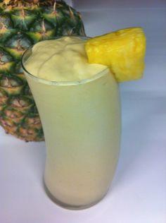 Pina Colada mango smoothie