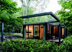 Cloepfil Dutchess County Residence Guest House