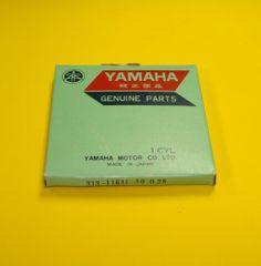 Yamaha DT2MX MX250 YZ250 1st Over Piston Ring 313-11611-10 (1 Single Ring) OEM