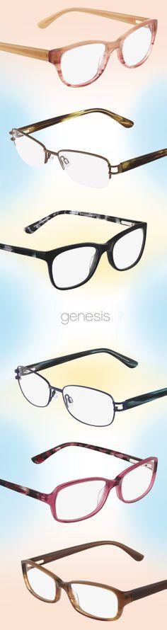 Genesis Makes Specs Appeal Simple: http://eyecessorizeblog.com/?p=5915