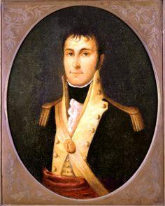 C.C. Claiborne, LA's 1st Governor.