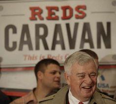 Reds Caravan through the years
