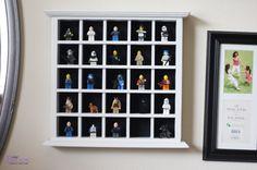Golf ball storage turned Lego Mini-fig storage!!!