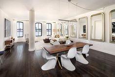 4BR - DOORMAN - RIVER VIEWS. Tribeca, New York, Represented exclusively by Richard Orenstein. See more eye candy on this home at http://www.halstead.com/real-estate-agent/richard-orenstein.
