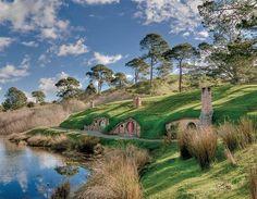 Hobbiton (© Tourism New Zealand)
