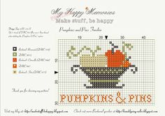 Pumpkins & Pins Freebie ~ My Happy Memories