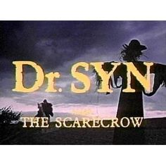 Walt Disney Treasures - Dr. Syn, Alias the Scarecrow