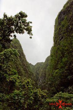 Sacred Falls Oahu Hawaii
