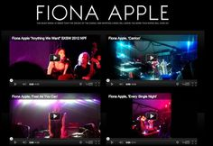 Fiona Apple debuts first new music in years at SXSW