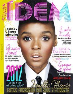 Janelle Monae - ÍDEM Magazine