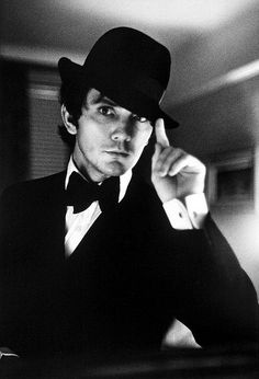 Terence Stamp in London, 1965. Photo: Eve Arnold.