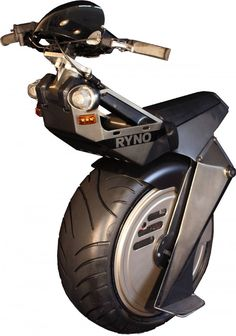Single-Wheeled Electric Scooter – RYNO Motors.  Cannot see this being comfortable.