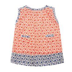 "Pocket Tunic Dress in ""Millie"" Print"