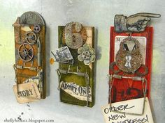 altered mouse traps into message boards