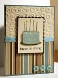 homemade birthday cards for men - Google Search