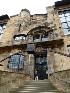 Glasgow, Scotland Glasgow School of Art