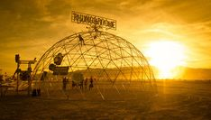 What is more #MadMax than #Thunderdome? #BurningMan from #treyratcliff at http://www.StuckInCustoms.com - all images Creative Commons Noncommercial