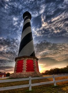 Famous Lighthouses | HDR Photographs Of Famous Lighthouses