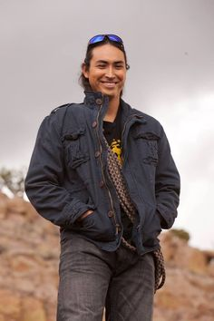 Tanaka Means,son of Russell Means