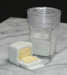 Egg Cuber to Make Square Hard Boiled Eggs
