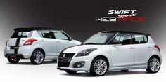 Suzuki Swift Sport Web Race: la prima acquistabile online sul sito Suzuki.it