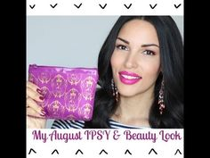 My August IPSY Review & Beauty Look #IPSY #beauty #video #beautysubscription @ipsy #urbandecay