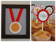 Free Olympics Party Printables