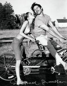 tandem bike oh yeah baby