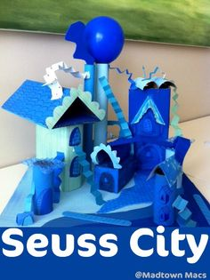 Build a Dr. Seuss City