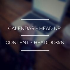 Complete guide to creating a content calendar or editorial calendar. Great tools, templates & more.