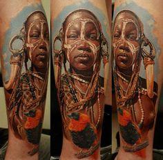 portrait tattoos, bodi art, tribal tattoos, tattoo artists, dmitriysamohin, dmitriy samohin, a tattoo, incredible tattoos, ink